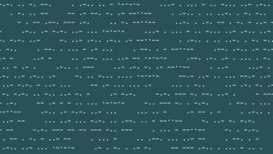 Photo of Un ataque de «phishing» por correo electrónico utilizando ni más ni menos que código Morse
