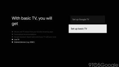 Photo of Google TV tendrá Modo Básico, que evitará el uso de las funciones inteligentes