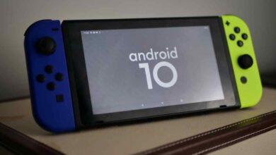 Photo of Logran llevar una versión no oficial de Android 10 a Nintendo Switch