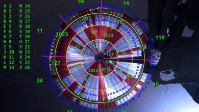 Photo of Los curiosos mensajes del «huevo de pascua» escondido en el patrón de colores del paracaídas del Perseverance