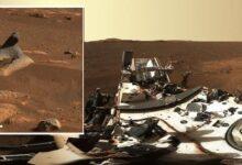 Photo of Este es el primer y alucinante panorama navegable enviado por Perseverance desde Marte