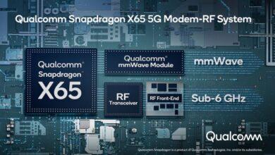 Photo of Qualcomm ya tiene su modem 5G a 10Gbps, el X65