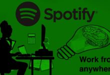 Photo of Spotify y el WFA (Work From Anywhere)