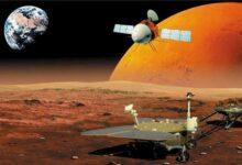 Photo of La misión china Tianwen–1 ya está en órbita alrededor de Marte