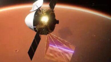 Photo of La misión china Tianwen–1 ya está en su órbita inicial de trabajo alrededor de Marte