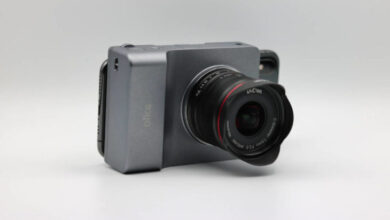 Photo of Alice Camera: una cámara DSLR que se usa integrada al móvil