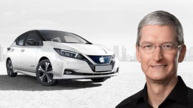 Photo of Apple Car: Nissan confirma no estar en charlas para construir el coche eléctrico