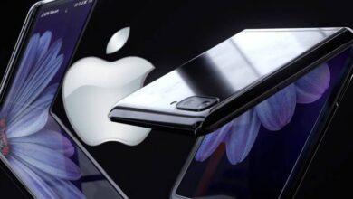 Photo of iPhone plegable de Apple sería parecido al Samsung Galaxy Z Flip