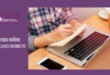 Photo of Cursos online con clases en directo de marketing, inversión en bolsa, fotografía y más