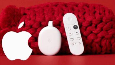 Photo of Apple TV ya tiene su app en el Chromecast más reciente de Google