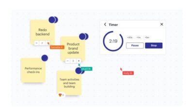 Photo of Lucidspark, una nueva aplicación de pizarra virtual para trabajar en tiempo real