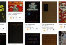 Photo of Más de un millón de objetos digitalizados de una enorme biblioteca de historia del cine