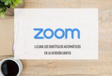 Photo of Zoom incluirá transcripción gratuita, subtítulos automáticos durante las charlas