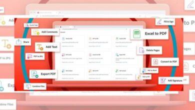 Photo of Adobe presenta nuevas herramientas online para trabajar con PDFs