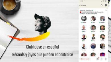 Photo of Clubhouse en español, novedades, récords y perfiles para seguir