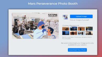 Photo of Así puedes hacerte un selfie en Marte con la web de la NASA