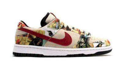 Photo of Estas son las 5 zapatillas Nike más caras a la fecha