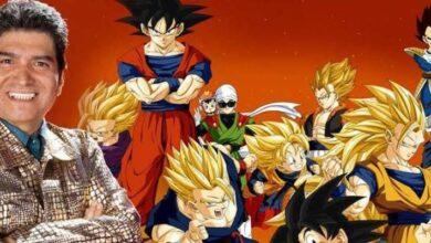 Photo of Dragon Ball: muere Ricardo Silva, legendario actor que cantó el tema del anime