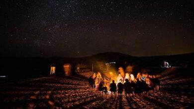 Photo of Esta es la razón por la que los desiertos son fríos de noche