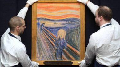 Photo of El Grito: ¿Cuál es el mensaje oculto que hallaron en el famoso cuadro de Munch?