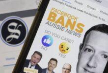 Photo of Facebook y el gobierno ceden: regresan las noticias a usuarios en Australia