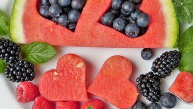 Photo of ¿Frutas sin azúcar? Estas son las cinco que menos tienen