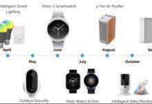 Photo of Motorola regresaría con 3 relojes inteligentes y uno recuerda al Apple Watch