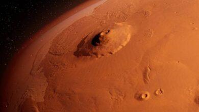 Photo of La sonda espacial china que llegará dentro de cinco días a Marte, envió su primera visual del planeta rojo