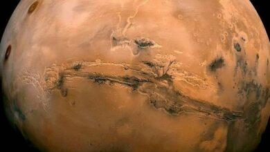 Photo of Encontraron el origen de unas misteriosas zonas oscuras en Marte