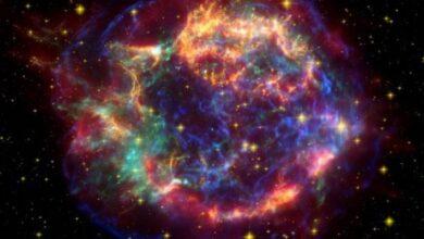 Photo of Hubble capta un retrato de una nebulosa que arrojó gas y polvo de su capa externa