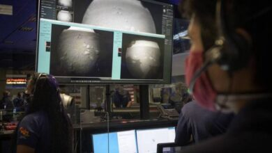 """Photo of Febrero, el mes """"más internacional"""" de Marte: Emiratos Árabes, China y Estados Unidos impulsan exploraciones"""