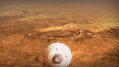 Photo of Horarios y plataformas para ver en vivo la llegada del Perseverance a Marte este jueves 18 de febrero