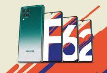 Photo of Samsung Galaxy F62 es anunciado con una batería de 7.000mAh que dura 2 días