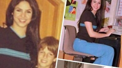 Photo of ¿Shakira le enseñó informática a Bill Gates cuando era niño?