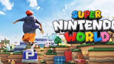Photo of Estas son las primeras imágenes con público del parque temático Super Nintendo World en Japón