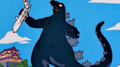 Photo of Los Simpson: Godzilla y otros Kaiju son canon dentro de la serie