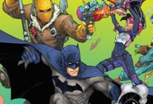 Photo of Batman x Fortnite: un cómic crossover se estrenará este año