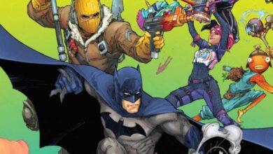 Photo of Batman x Fortnite: un cómic crossover se estrenará este año