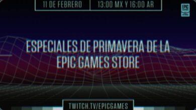Photo of Epic Games Store anuncia sus increíbles ofertas de primavera 2021