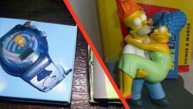 Photo of Los Simpson: estos son los 5 coleccionables más caros y raros de todos