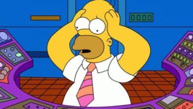Photo of Los Simpson mostraron el primer beso entre hombres en la historia de la TV