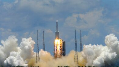 Photo of China también llega a Marte, Tianwen-1 entra en órbita