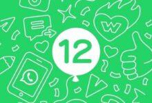 Photo of WhatsApp cumple 12 años y en su mensaje de felicitaciones te recuerdan que van por tus datos