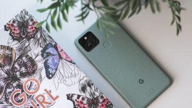 Photo of Los Google Pixel actualizan con sincronización de grabadora, cámara submarina, wallpapers y más