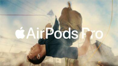 Photo of Apple lanza dos nuevos anuncios: la resistencia del iPhone 12 y la cancelación de ruido de los AirPods Pro a escena