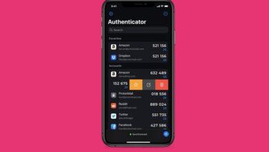 Photo of Authenticator, de 2Stable, una de las mejores apps para gestionar nuestros códigos de doble factor: la app de la semana