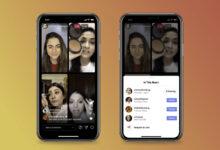 Photo of Instagram lanza Live Rooms: hasta cuatro personas a la vez en directo