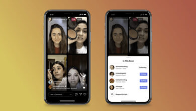 Photo of Instagram lanza Live Rooms: hasta cuatro personas a la vez en directo
