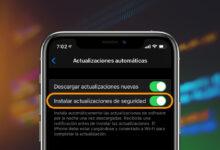 Photo of Las actualizaciones de seguridad de iOS serán independientes de las actualizaciones del sistema, según la cuarta beta de 14.5