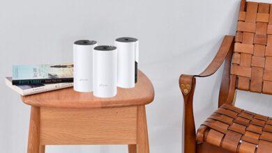 Photo of Mejorar tu WiFi y eliminar puntos ciegos sale más barato con el kit de red en malla TP-Link Deco P9 con 3 nodos que Amazon te deja por 189,99 euros